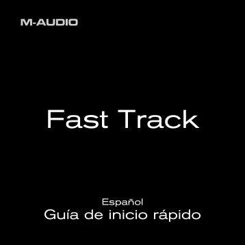 Fast Track - M-Audio