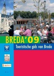 Toeristische gids van Breda - VVV Breda