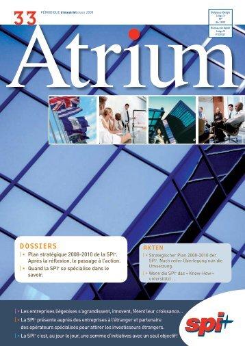 Télécharger l'Atrium 33 - Spi