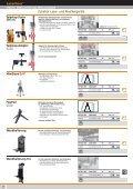 Stative, Messlatten und Befestigungen latten und - Seite 5