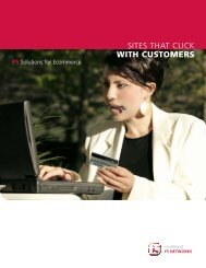 F5 Solutions for E-commerce Guide - F5 Networks