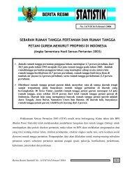 pdf-file - Badan Pusat Statistik