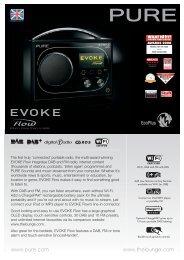 EVOKE Flow - Pure.com