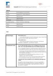 Kurzprofil Reha-Consult - IQMG Institut für Qualitätsmanagement im ...