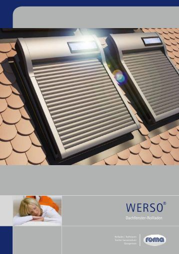 Bubendorff atix dachfenster rollladen f r roto abc markisen - Rolladen fur dachfenster ...
