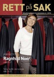 """""""Rett på sak"""" (nr 3/2010) - Domstol.no"""