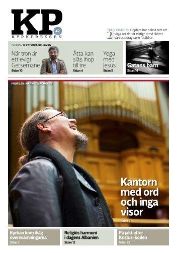 PDF: 5.9MB - Kyrkpressen