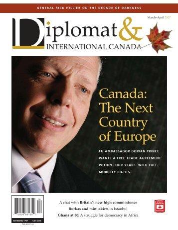 Canada - Diplomat Magazine