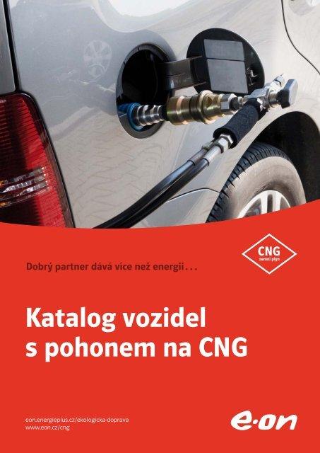 Katalog vozidel s pohonem na CNG - E.ON
