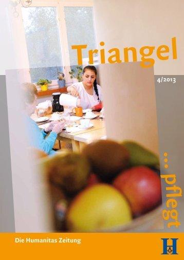 4/2013 Die Humanitas Zeitung - Alters- und Pflegeheim ...