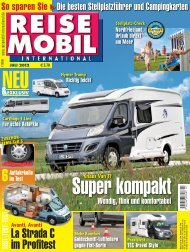 Reisemobil International Juli 2012