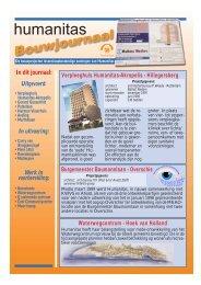 Projecten LLBW - Stichting Humanitas
