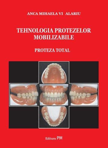 TEHNOLOGIA PROTEZELOR MOBILIZABILE - PIM Copy