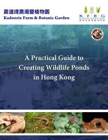 A Practical Guide to - Kadoorie Farm & Botanic Garden