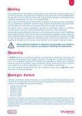 Détecteur DAX 3F-I - Dalemans Gas Detection - Page 2