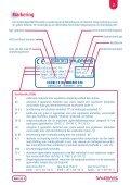 Détecteur DAX 3F-I - Dalemans Gas Detection - Page 3