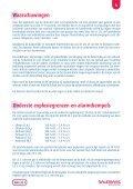 Détecteur DAX 3F-I - Dalemans Gas Detection - Page 7
