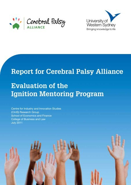 Report for Cerebral Palsy Alliance Evaluation of the Ignition ...