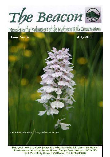Beacon Web Copy 2 July - Malvern Hills Conservators