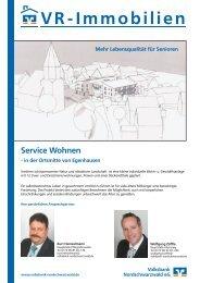 VR-Immobilien - Volksbank Nordschwarzwald eG