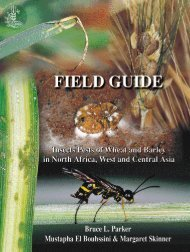Insect Pests of Wheat and Barley - With Agriculture