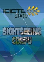 Corfu Sightseeing - icicte