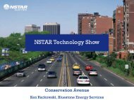 Conservation Avenue - NStar