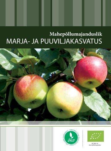 Mahepõllumajanduslik marja- ja puuviljakasvatus
