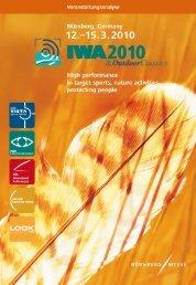 1. Strukturdaten - IWA OutdoorClassics