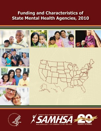 Funding and Characteristics of State Mental Health ... - AAHD