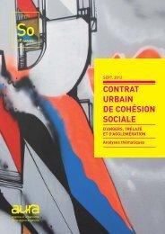 CUCS - Analyses thematiques 2011 - Angers Loire Métropole