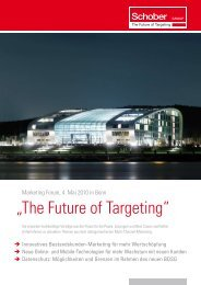 """The Future of Targeting"""
