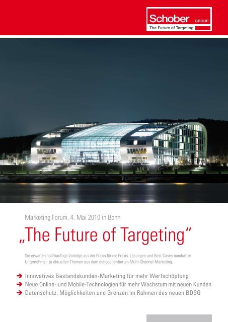 """""""The Future of Targeting"""""""