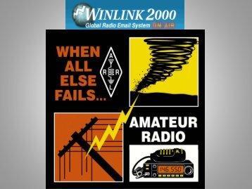 WinLink a Key to LDS Emergency Communications - Cascade ...
