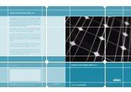 modulo fotovoltaico aleo s_17 modulo ... - Infobuildenergia.it