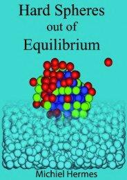 Hard spheres out of equilibrium - Universiteit Utrecht