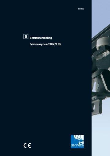 Betriebsanleitung Stand: 31-07-2013 - Gerriets