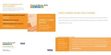 Practical Money Guides Credit Card Basics - What's My Score