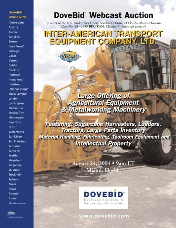 InterAmerican Virtual Brochure