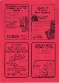 WESTON CREEK CRICKET CLUB Magazine - Page 2