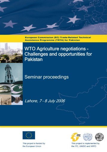 Challenges and Opportunities for Pakistan - TRTA i