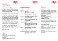 6. Dresdner Programmübersicht Referenten - Praxisklinik Herz und ...
