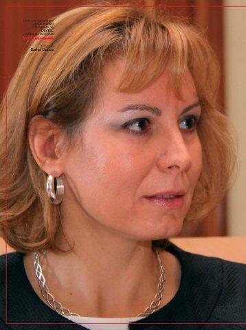 Mónica Melle - Revista DINTEL Alta Dirección