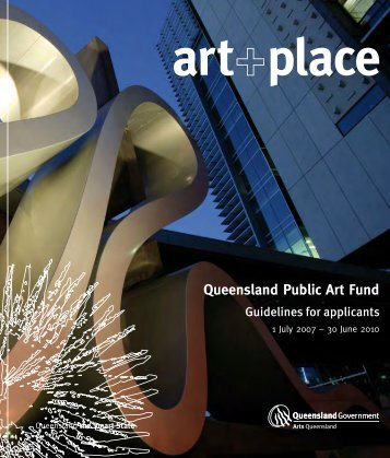 Arts Queensland - Public Art Online
