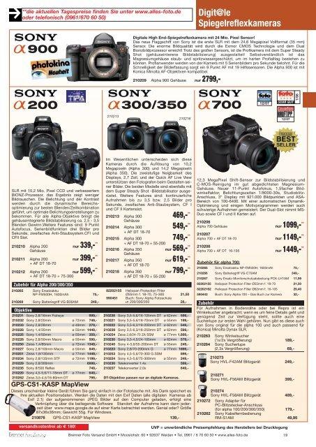 Gummi 52mm Sonnenblende Gegenlichtblende Spiegelreflexkamera DSLR  Ø 52 mm