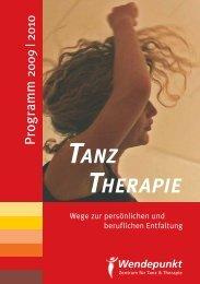 TANZ THERAPIE - Wendepunkt