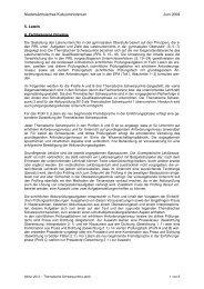 Thematischen Schwerpunkte Latein für das Abitur 2012