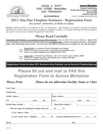 registration form please return via fax to 49 0 30 450570 959