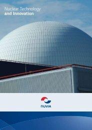 Nuclear Technology and Innovation - Nuvia | France