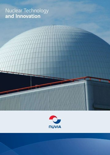 Nuclear Technology and Innovation - Nuvia | France
